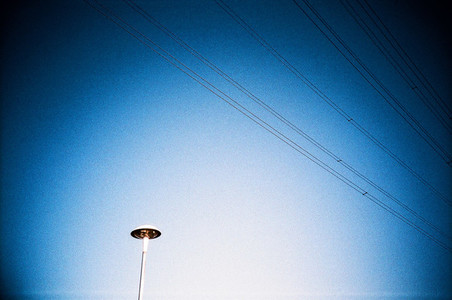 Light and wires