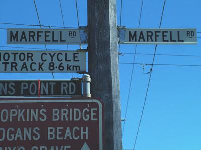 Marfell Rd