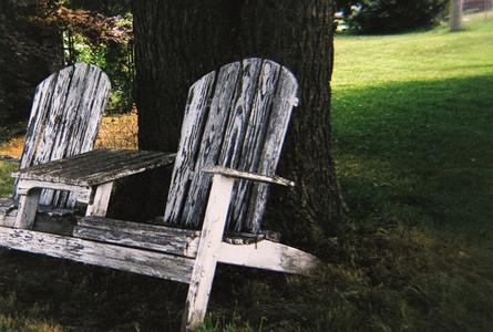 Adirondack Chairs 2
