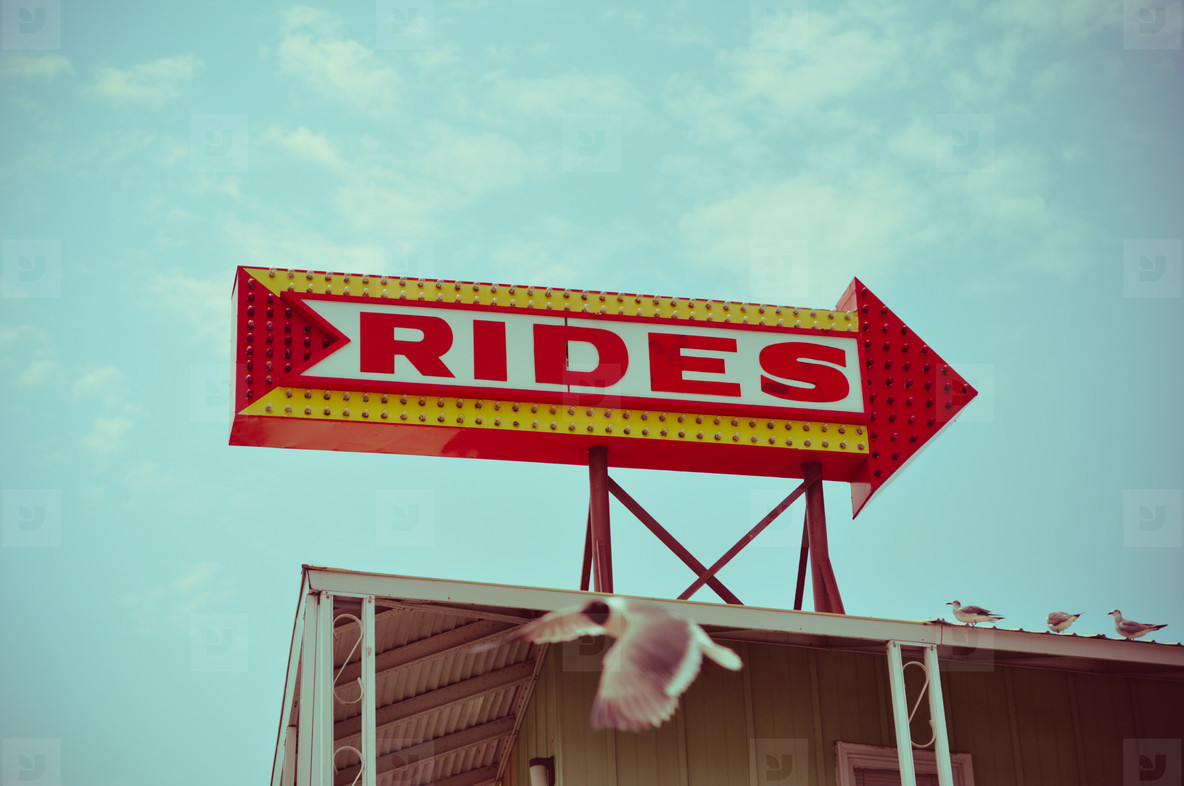 Rides to the Right