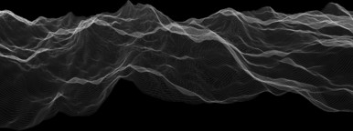 Wireframe Waves 00