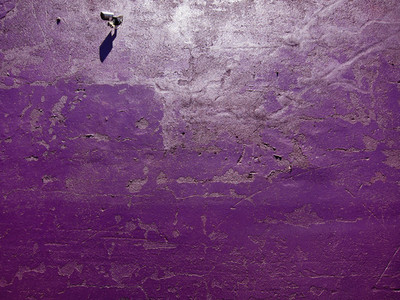 Purple Wall