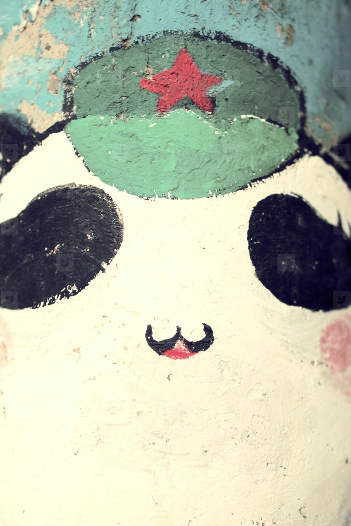 Panda in Beijing