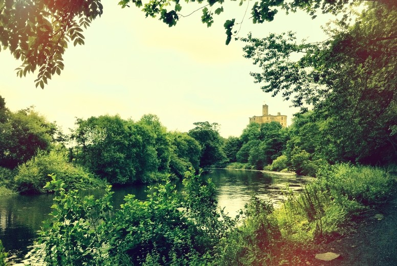 Castle on River