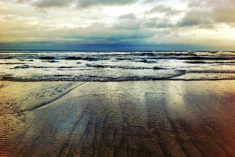 Shiny Beach