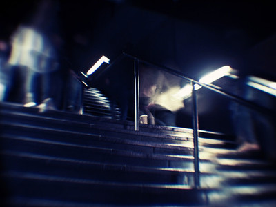 staircase  motion