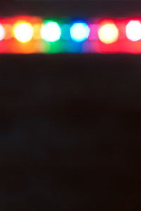 Multi Colored Christmas 2