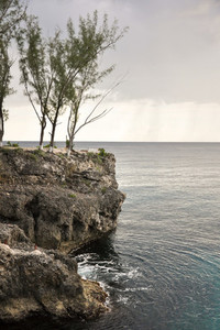 Jamaican Cliff