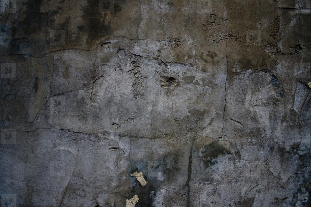 Grungy concrete wall
