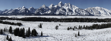 Teton Panoramic