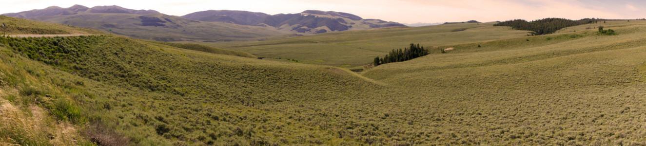 Idaho Panoramic