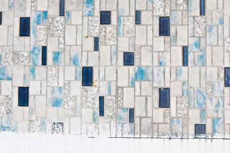 Vintage Blue Tile
