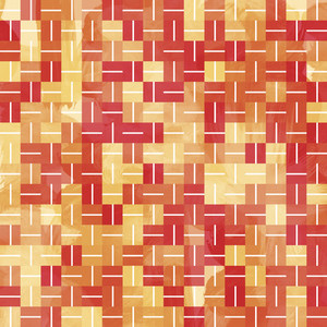 Retro grid pattern