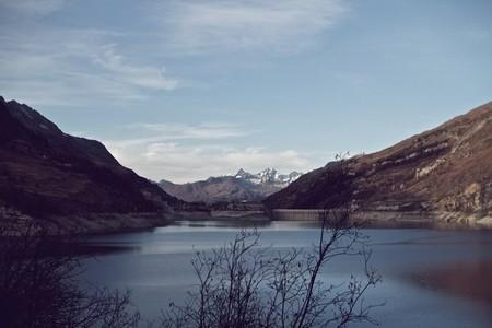 Lac du Chevril  Tignes