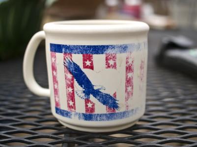 Love America Mug