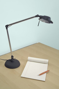 Table lamp and tablet