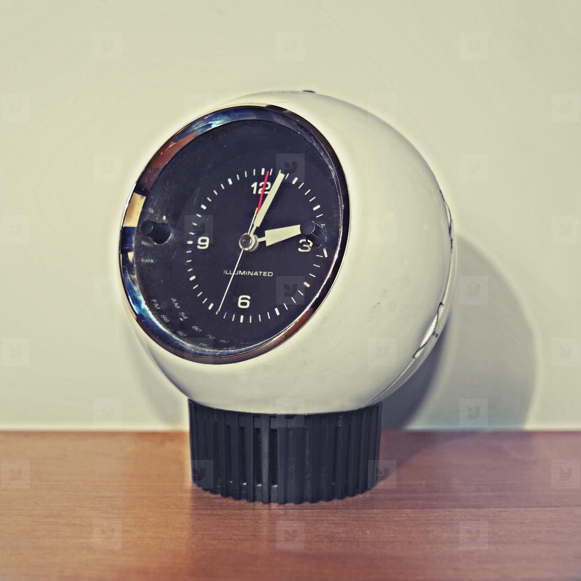 1970s alarm clock