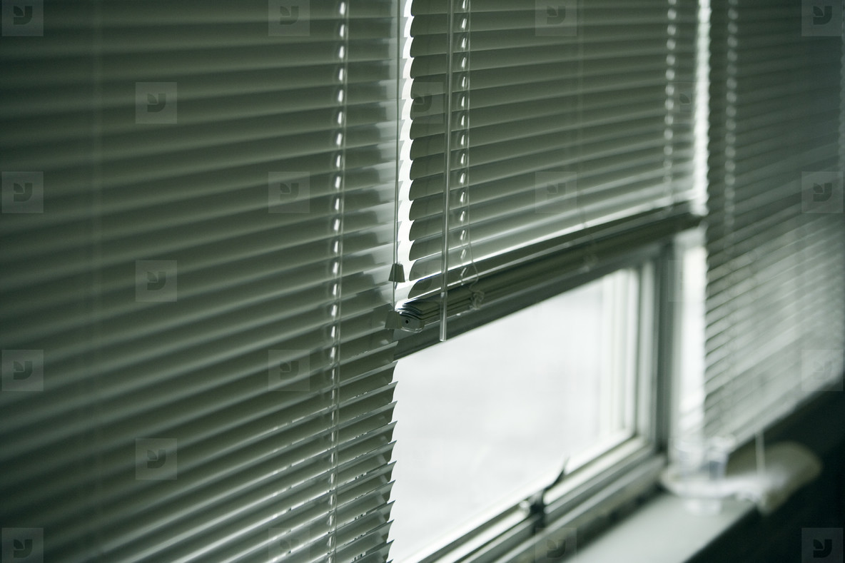 Office window blinds