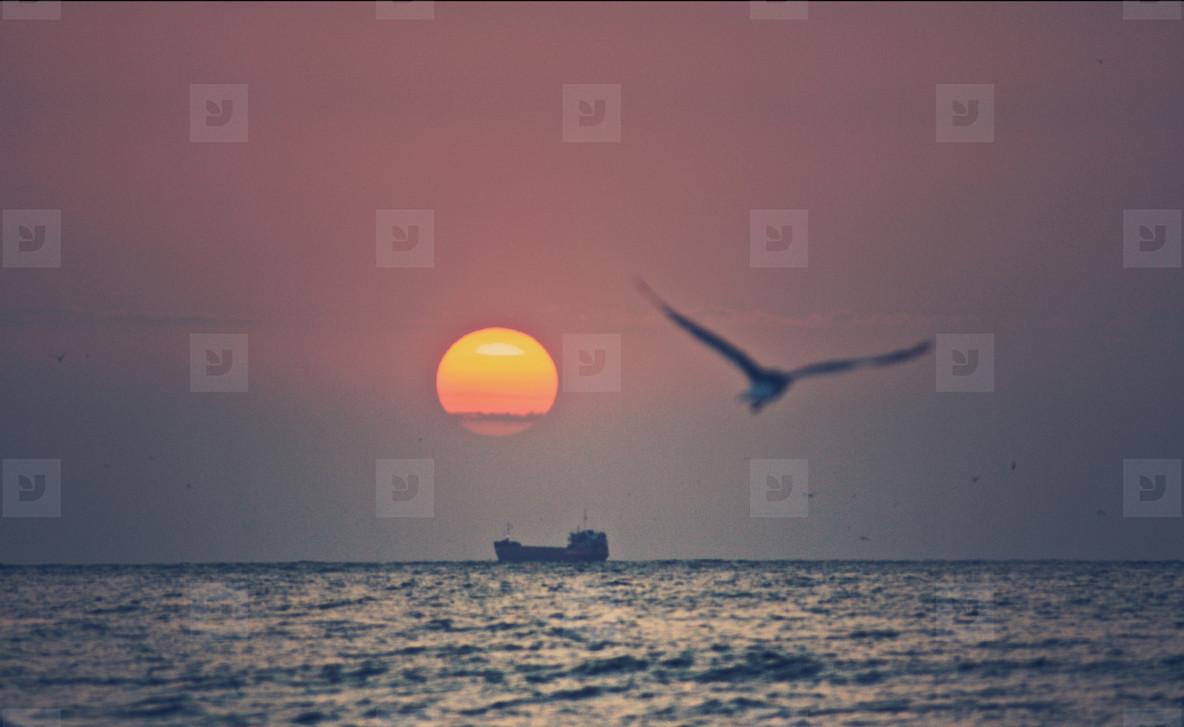 Black Sea dawn