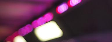 subway lights