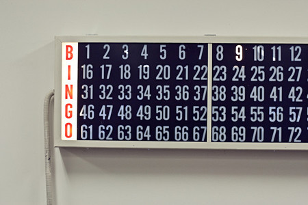 Bingo lights
