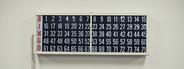 Bingo lights and numbers