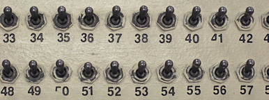 Number switches