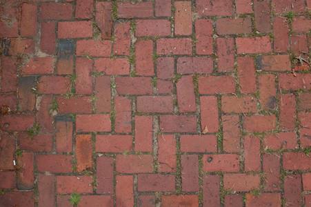 Brick Sidewalk 2