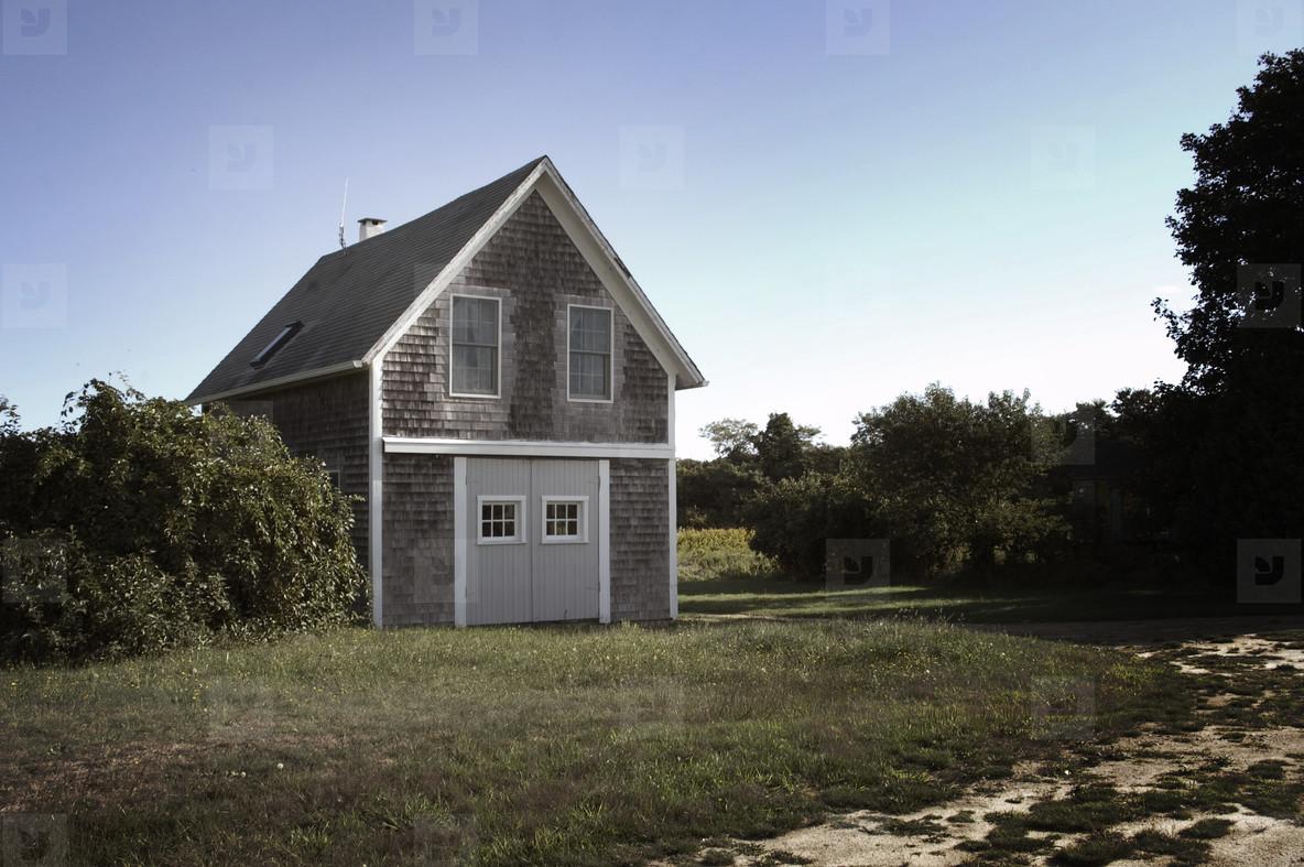 The Boat House  Tom s Neck Farm