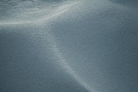 Fresh Snowbank
