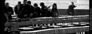 used bookseller  london