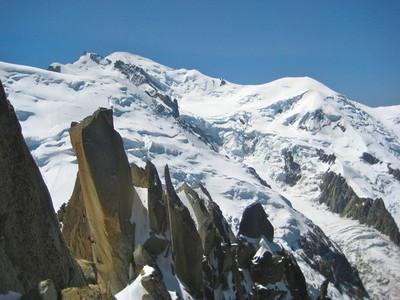 Spot the Rock Climber