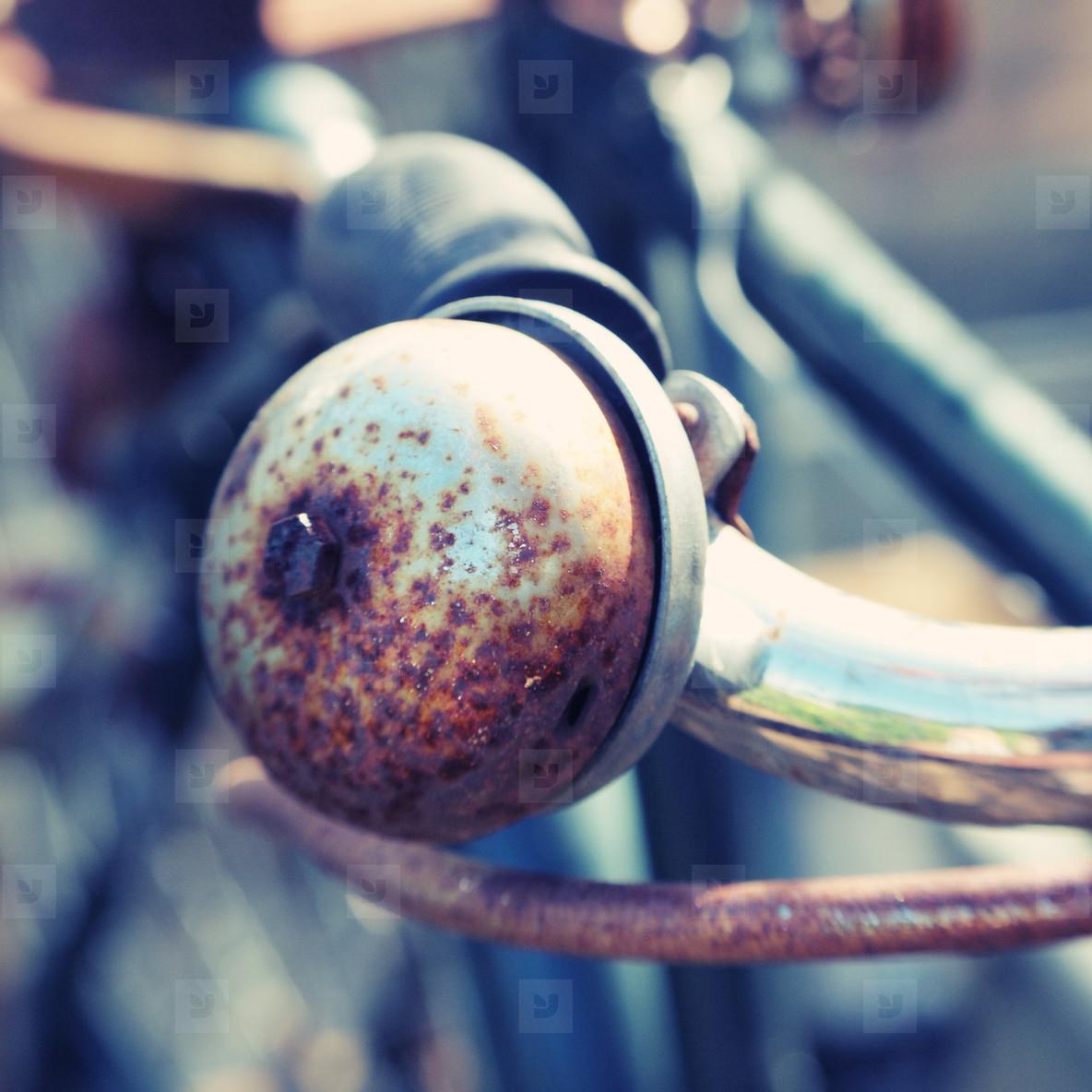 vintage bicycle bell
