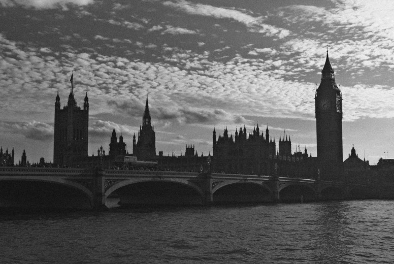 London in Black and White