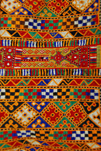 African Embroidery