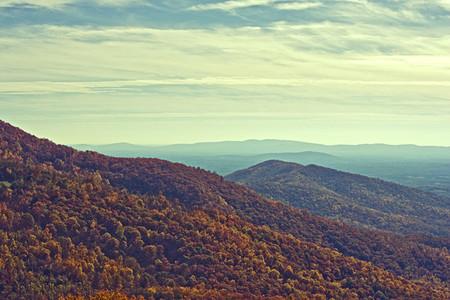 Shenandoah valley landscape