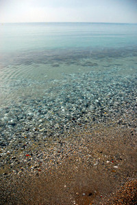 Pebbles Underwater