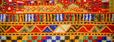 Traditional tribal Fabric
