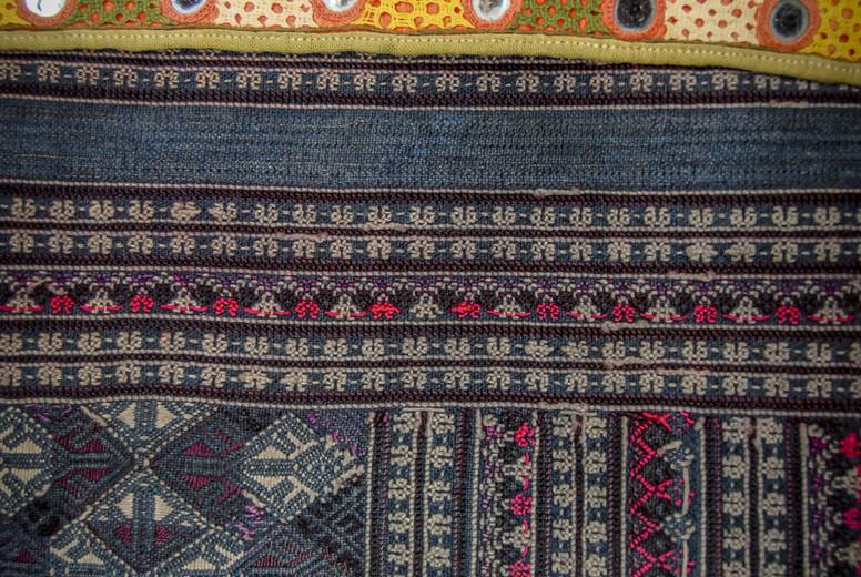 Traditional tribal Fabric