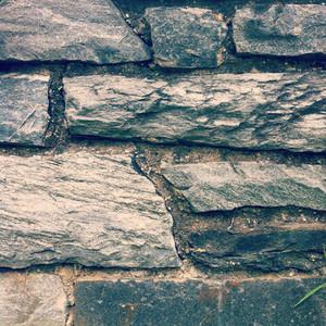 Culture stone wall  color