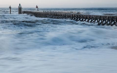 Stormy Seaway