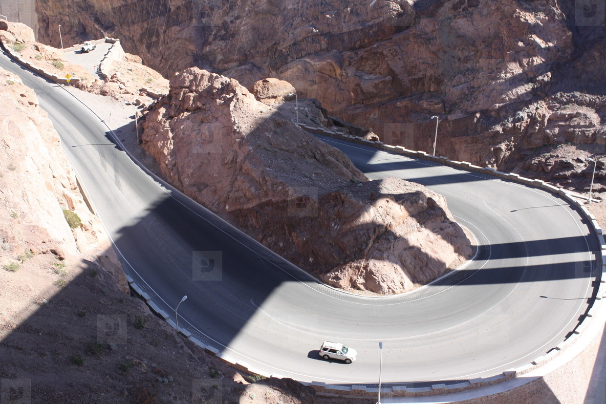 hoover dam loop back