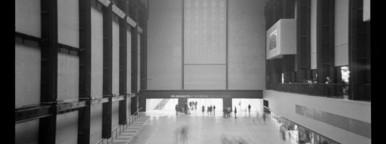 tate modern gallery  interior