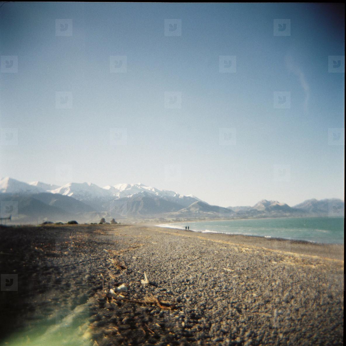Vintage Beach shot