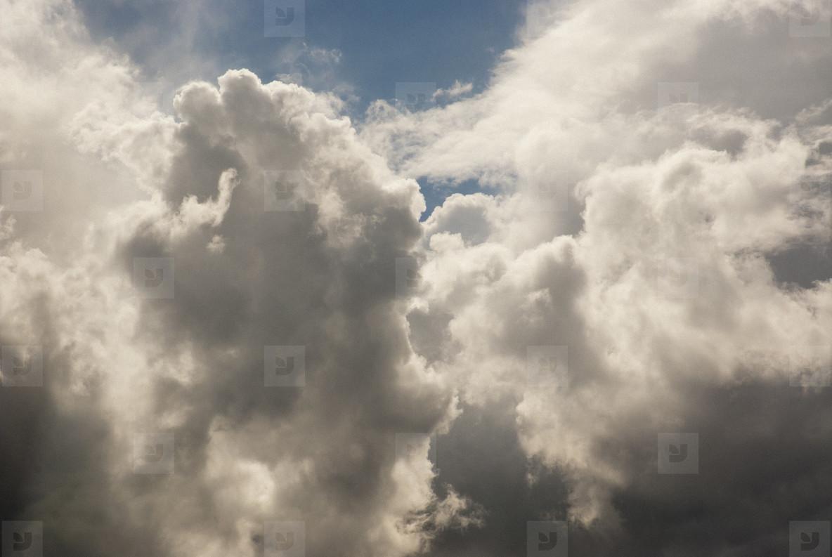 Horse Head Cloud