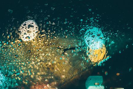 Rain Traffic