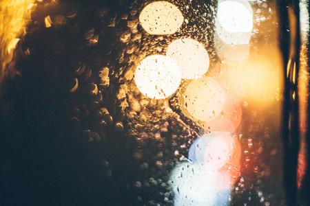 Rain Glow