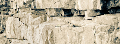 wall of stone