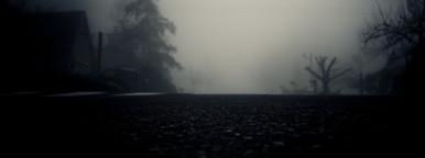 A Street in Fog