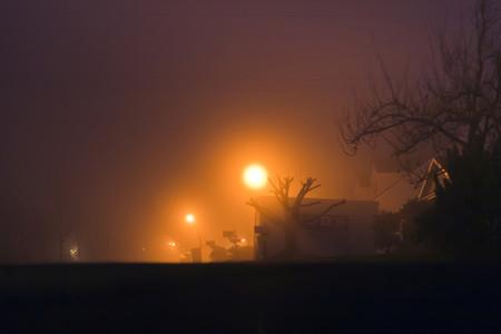 A Street In Fog II